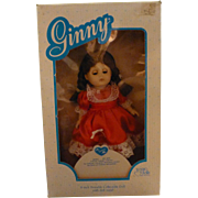 SALE Vintage Ginny Doll, January, Calendar Collection, Immaculate Condition