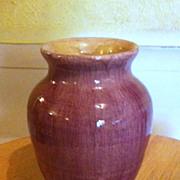 Pisgah Forest Brown vase