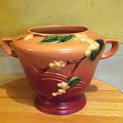 Roseville Snowberry Bowl