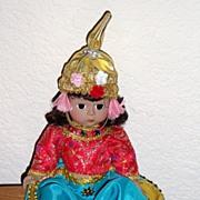 REDUCED Madame Alexander Thailand doll