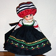 REDUCED Madame Alexander Finland Doll