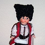 SOLD Madame Alexander Cossack Doll