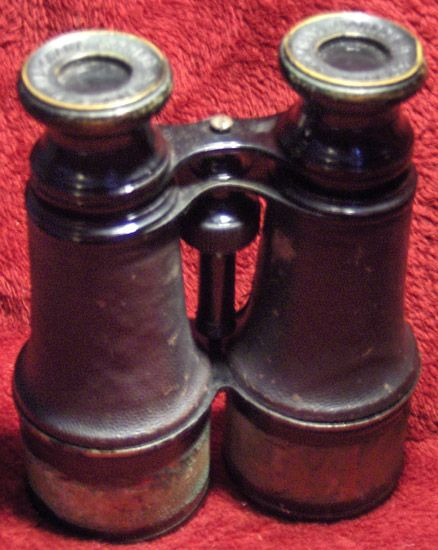 Paris Merchant Marine Binoculars