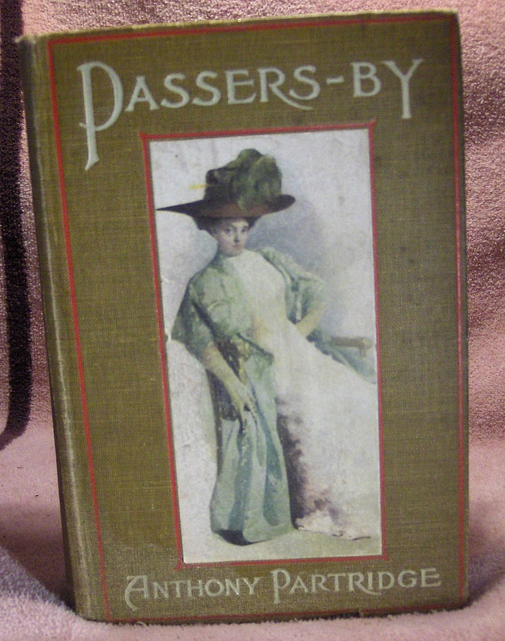 Book – Passers-By by Anthony Partridge