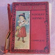 Book – Nursery Rhymes Complete Published by Charles E. Graham