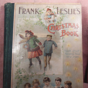 Book - Frank Leslie's Christmas Book