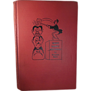 First Edition Book – Many Happy Returns 1942 by Groucho Marx