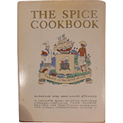 The Spice Cookbook by Avanelle Day and Lillie Stuckey 1964