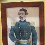 Civil War General, George B. McClellan
