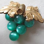 Coro - Grapes Pin - Luscious Green