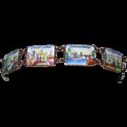Bermuda Souvenir Bracelet Enamel