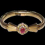 REDUCED Art Deco Bracelet Ornate