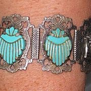 Egyptian Revival Bracelet