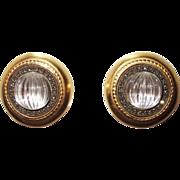 REDUCED Vintage Judith Jack Gorgeous Clip Earrings