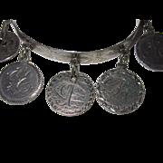 REDUCED Victorian Love Token Tambourine Bracelet
