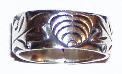 Vintage Sterling Mexico Ring