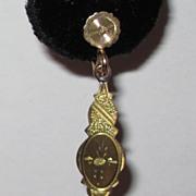 REDUCED Victorian Drop Earrings