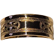 Victorian Wedding Band