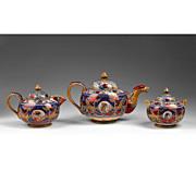SALE Alfredo Santarelli Lustre Ware Ceramica Tea Set