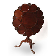 SALE Late 19th C. George III Style Tilt-Top Supper Table