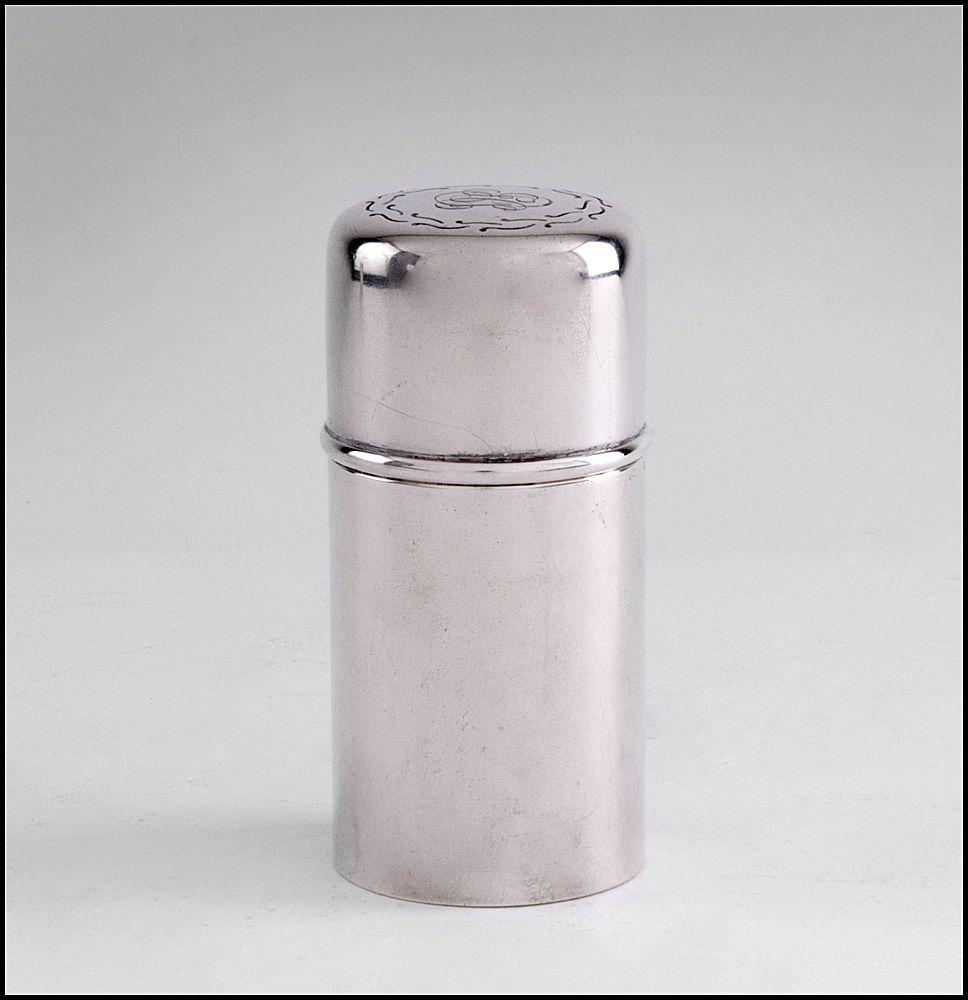 Tiffany Sterling Silver Bottle Holder