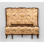SALE Demi Corbeille French Queen Size Bed