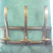 REDUCED Early Vintage Bentwood Hat and Coat Rack