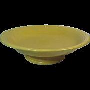 Fiesta Fruit Comport Compote Yellow ca 1947 MT