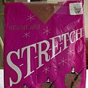 1960s Vintage Stockings