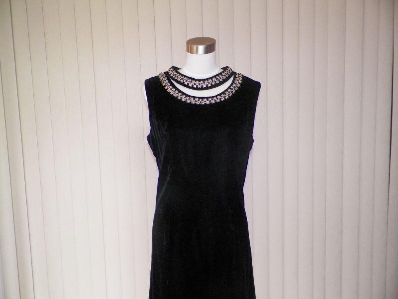 Velvet Cocktail Dresses