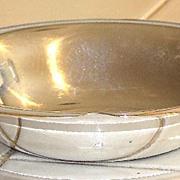 Stunning Tiffany & Co. Sterling Silver Tri Petal Bowl 243435L 219 Grams