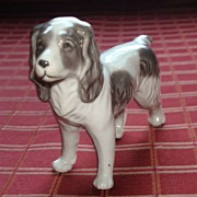 Made In Japan Figural Dog Spaniel/Setter