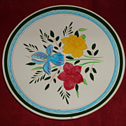 Stangl Pottery -  Country Garden - Dinner Plate