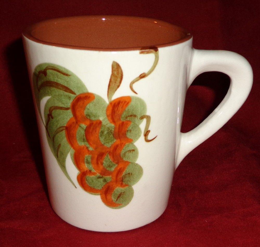 Stangl Pottery - Orchard Song - Coffee/Tea Mug
