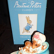 Beatrix Potter - Old Woman In a Shoe