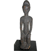 Early 20th century - West African Baule sculpture