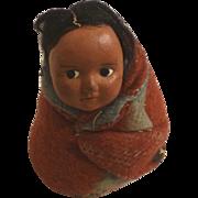 Early 20th century Navajo doll