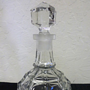 REDUCED Set of two perfume bottles
