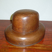 REDUCED Stetson Carson hat form