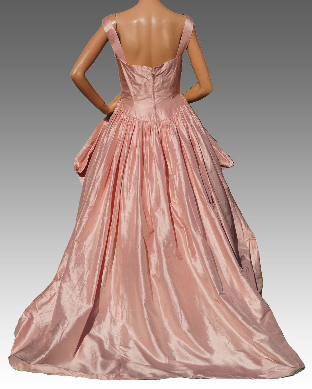 Couture Vintage Dresses