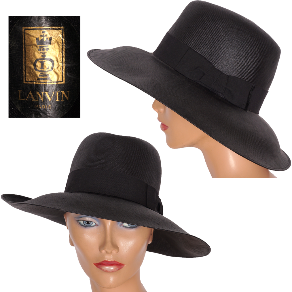 Womens Hats of the 20th Century for Designers and