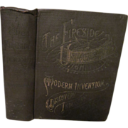 1904 The Fireside University of Modern Invention,Discovery and Art by John McGovern, Union ...