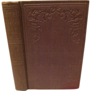 1864 Digest of Masonic Law by George W Chase, Publ Macoy & Sickels