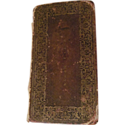 1822 Horae Paulinae or the Truth of the Scripture History of St Paul Eninced by ...
