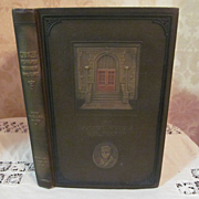 1927 Doctor Nichols Sanatorium, the Value of Escharotics, Perry Nichols, The Roycroft Shops