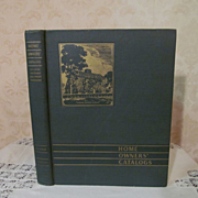1939 Home Owners' Catalogs, Publ F W Dodge Corporation