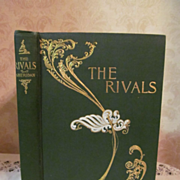 1901 The Rivals, A Comedy Play by Richard Brinsley Sheridan, Publ Dodd Mead & Company
