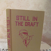 1942 Remember Me Annie, Still in the Draft with Dust Jacket by Park Kendall, Illustrated, Publ