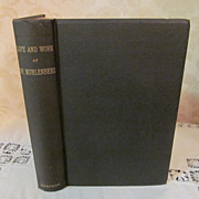 1880 The Life and Work of William Augustus Muhlenberg by Anne Ayres, Publ Harper & Brothers