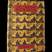 1924 The Christmas Bookman, December, Vol LX, No 4, Publ George H Doran Company